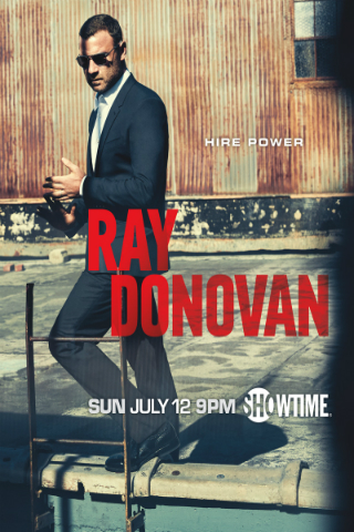 Ray Donovan [Season 3] [2016] [DVD9] [NTSC] [Latino]