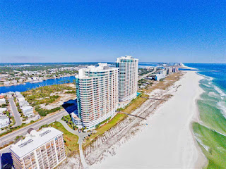Orange Beach AL Gulf Front Condominium For Sale, Turquoise Place