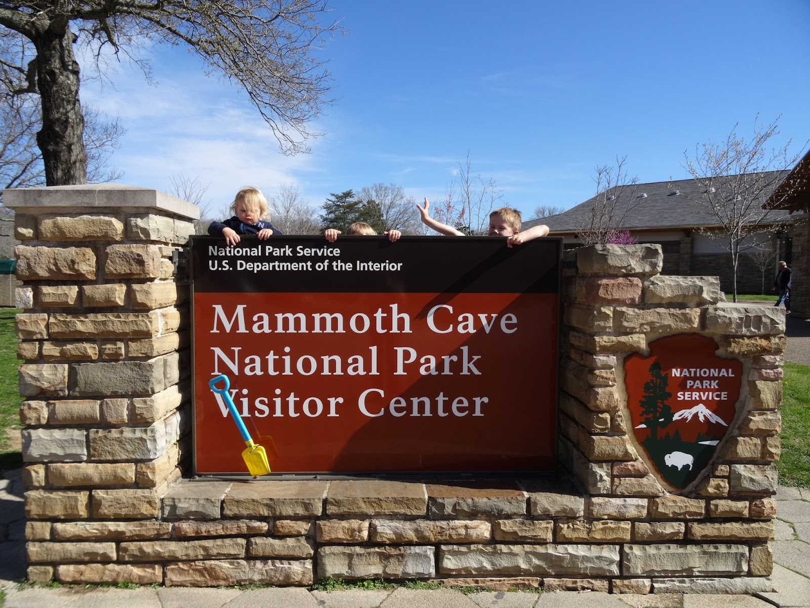 Femme au foyer Mammoth Cave Discovery Tour
