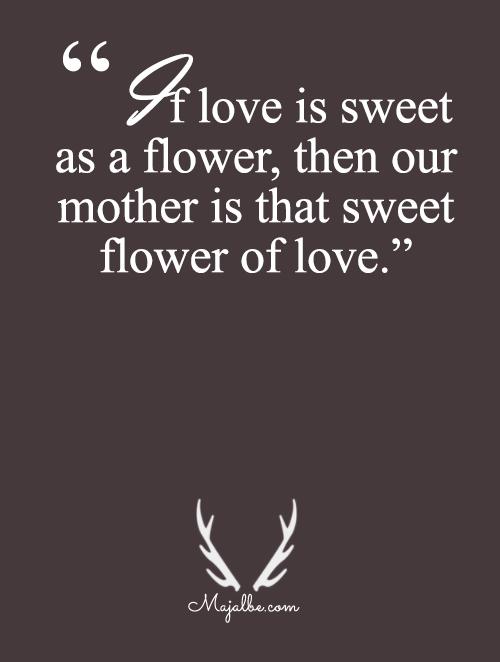Sweet Flower Of Love