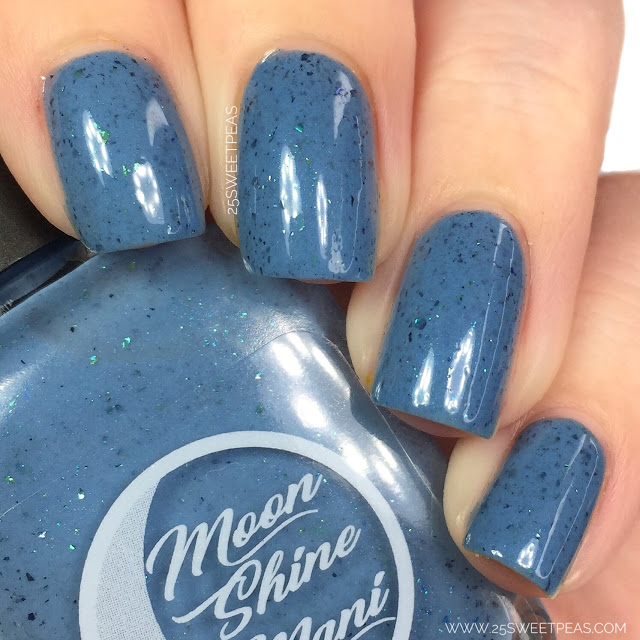 Moon Shine Mani In a Van Down By the River