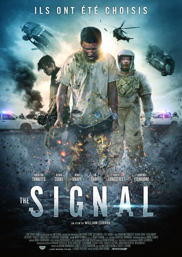 The Signal สัญญาณสยองโลก ไซไฟเขย่าขวัญ [HD][พากย์ไทย]