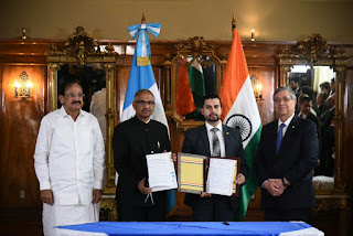 Spotlight: Agreement Between India And Guatemala