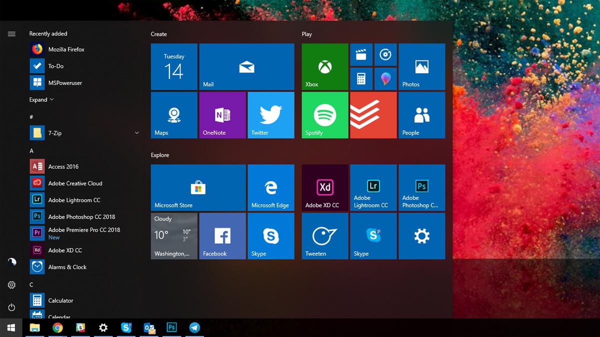 Windows 10 Pro 1709 Full Actualizaciones Febrero 2018 32 64 BitsMEGA 4