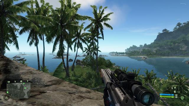 Crysis 1 GOG - Game FPS Hay