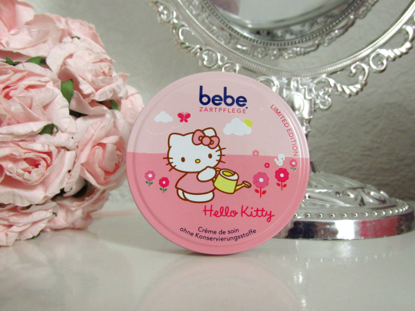 bebe Zartpflege Hello Kitty Limited Edition