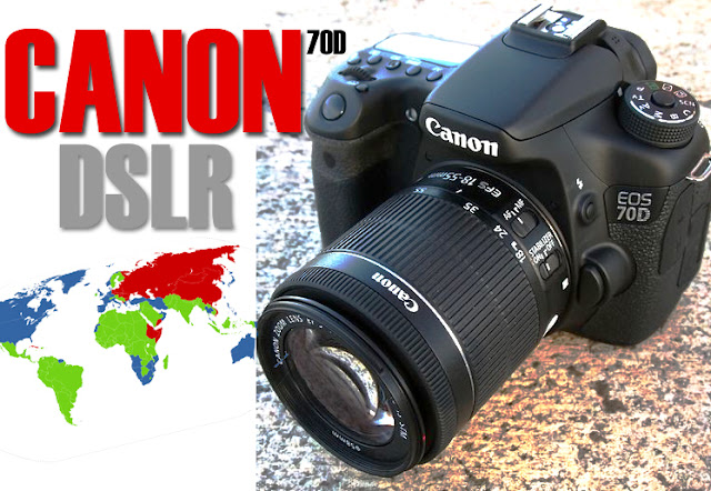 Canon 70 D DSLR full specification and latest price on News Hungama