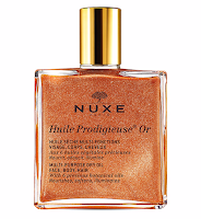 Nuxe Huile Prodigieuse Shimmering Dry Body Oil