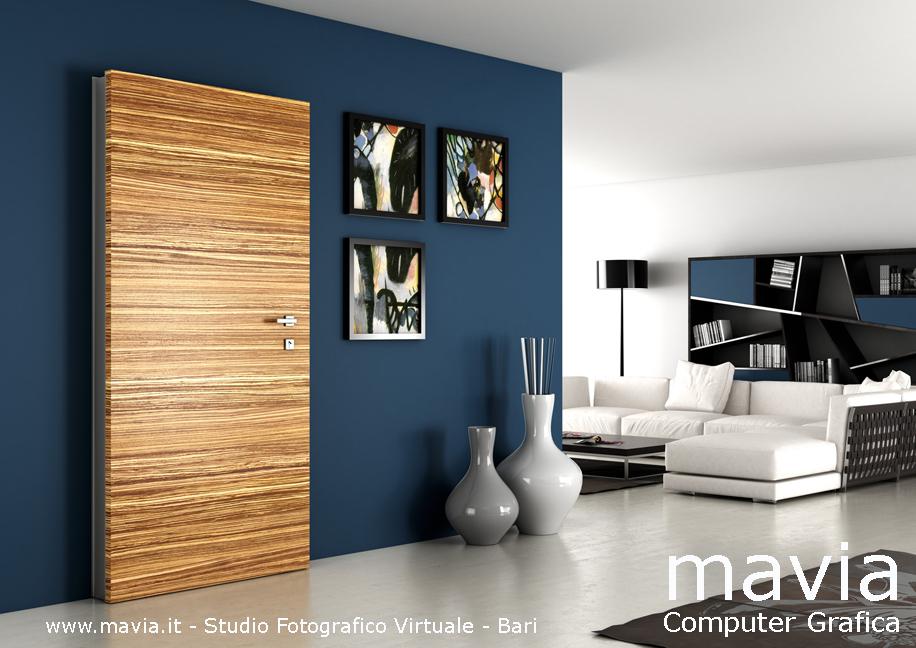 Arredamento di interni rendering porte 3d rendering for Rendering 3d interni gratis