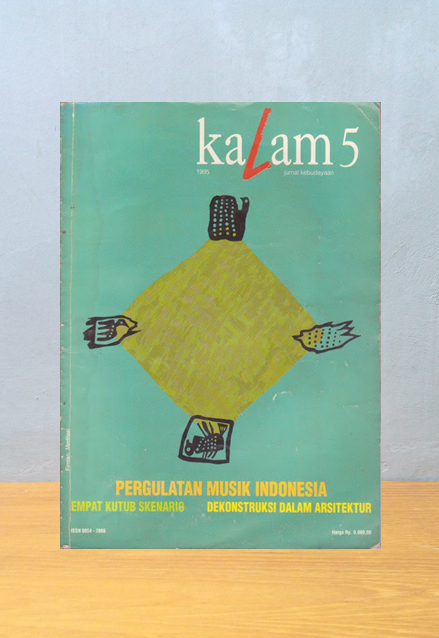 JURNAL KEBUDAYAAN KALAM: PERGULATAN MUSIK INDONESIA