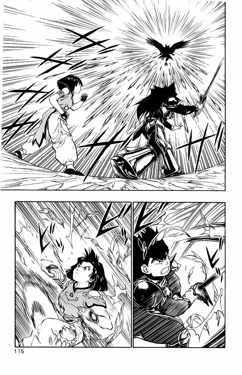 Dragon Quest: Emblem of Roto chapter 28 trang 19
