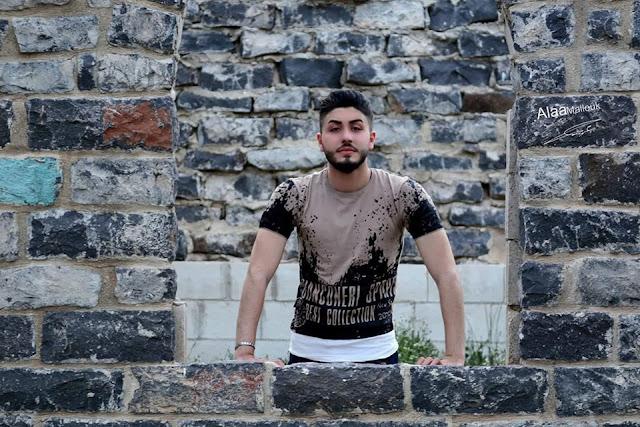المطرب السوري سومر عجمية يطرح أغنيته الجديدة
