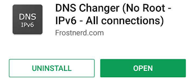 DNS 1.1.1.1 Android