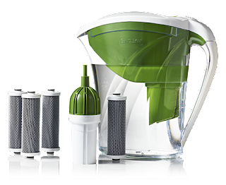 Penapis Air Shaklee : Get Clean Water Pitcher