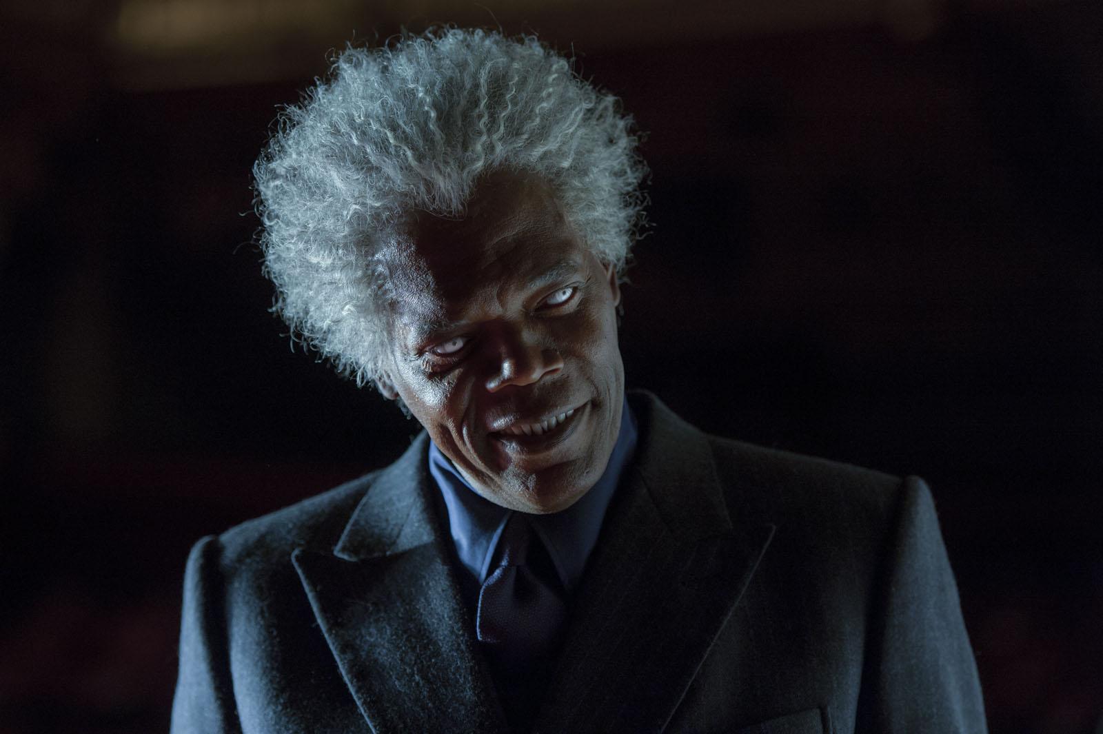 """Samuel L. Jackson en """"El Hogar de Miss Peregrine para niños peculiares"""""""