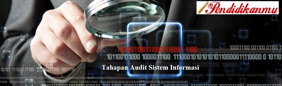 Tahapan Audit Sistem Informasi Terlengkap