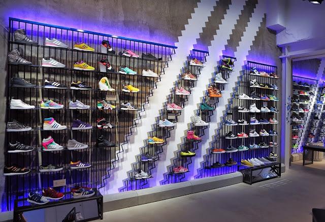 Lojas da Adidas em Miami
