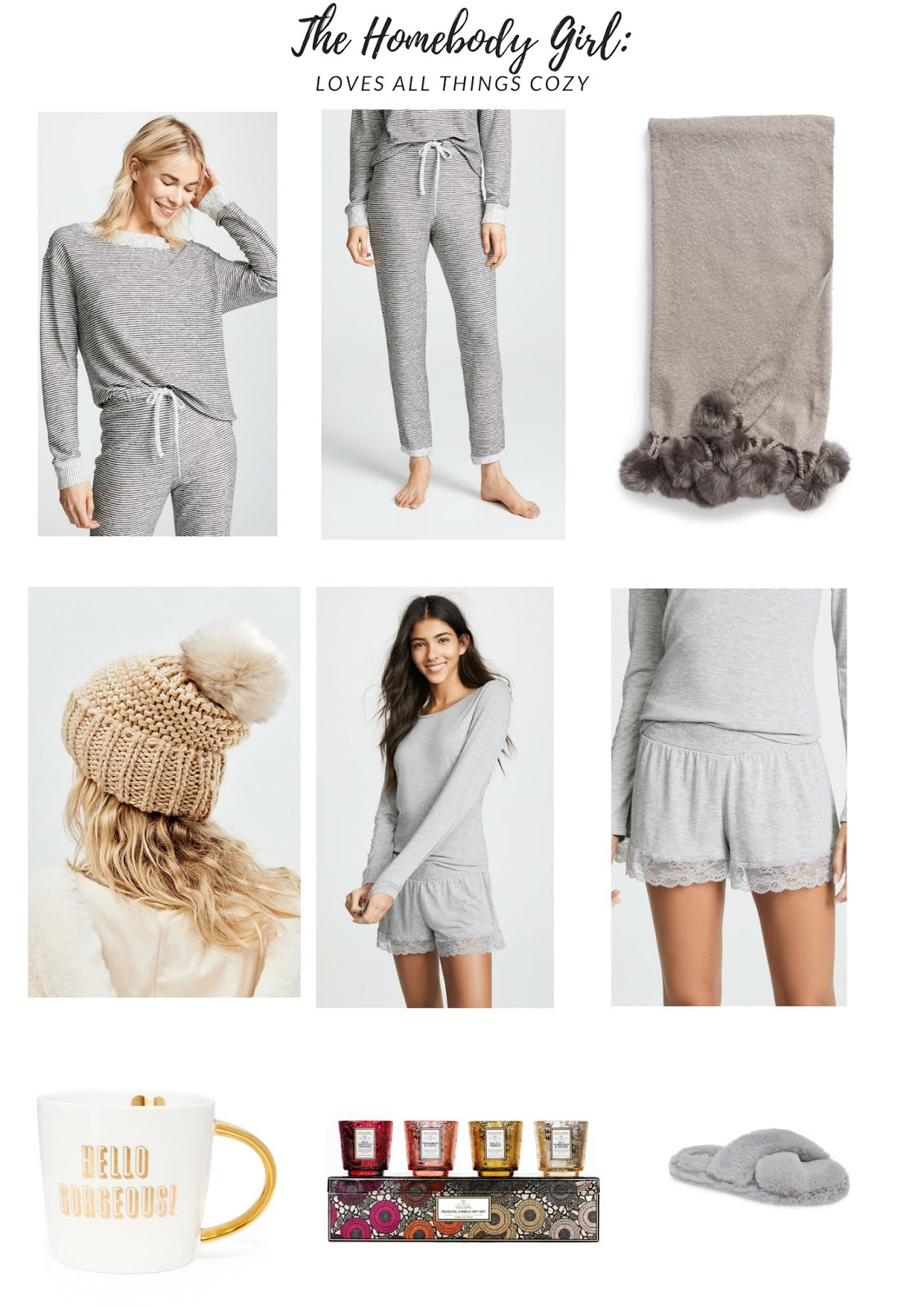 Comfy holiday gift guide under $100