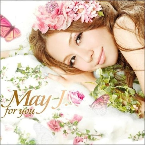 May J. - for you [FLAC   MP3 320 / CD]