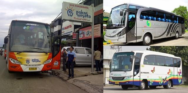 Alamat dan Kontak Jasa Sewa Bus Pariwisata di Bandung