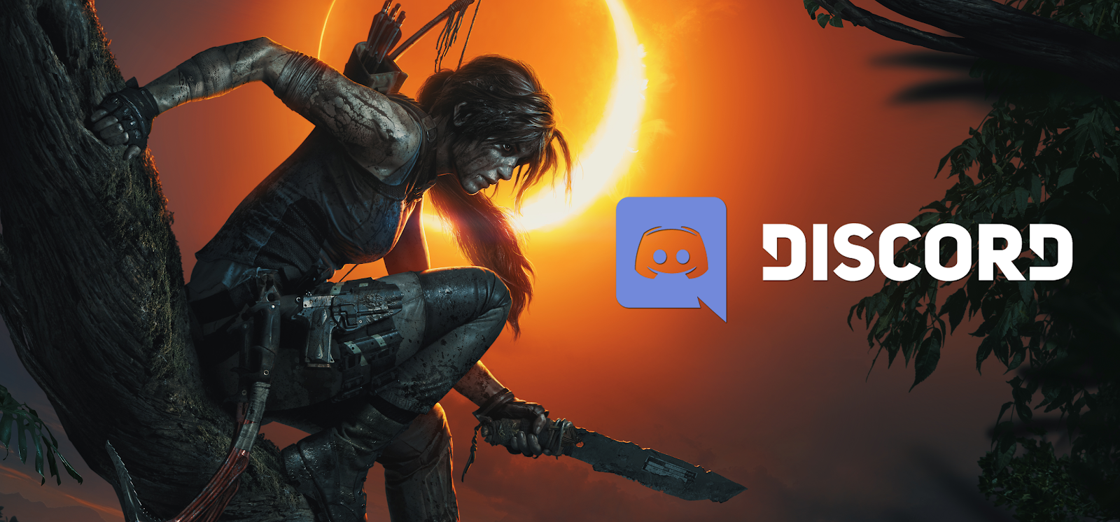 Tomb Raider opens up New Discord Server