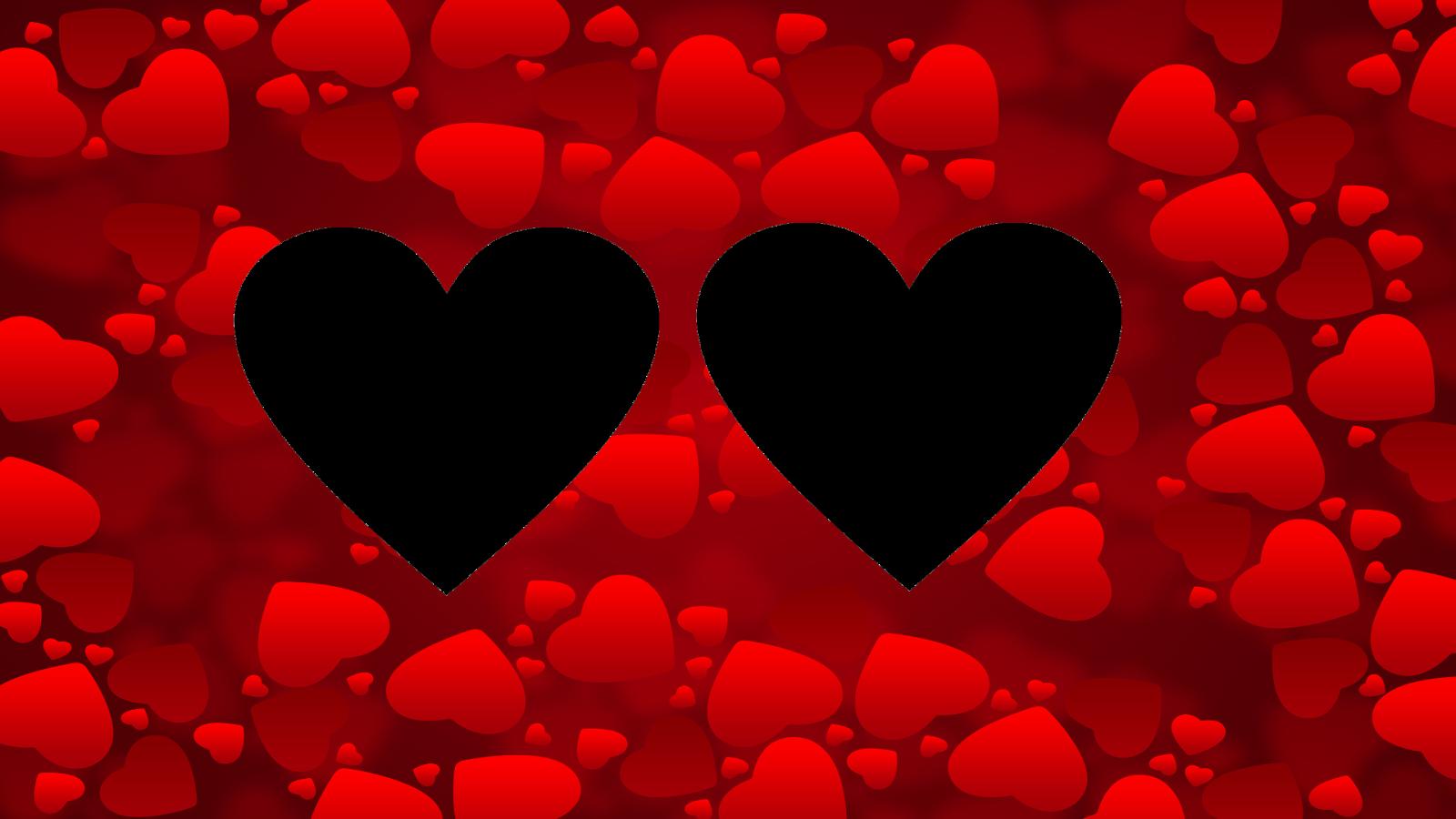 Dia Dos Namorados: Molduras Dia Dos Namorados Para 2 Fotos