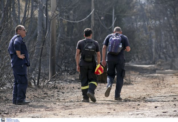 ΕΔΕ σε 10 πυροσβέστες για αναρτήσεις τους στα social media