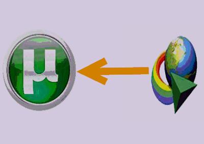 جعل برنامج IDM يحمل الملفات بنفس الطريقة في µTorrent