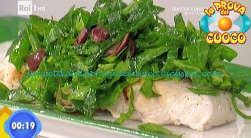 Tagliata di pollo con olive e pompelmo ricetta ivano for Cucinare tagliata