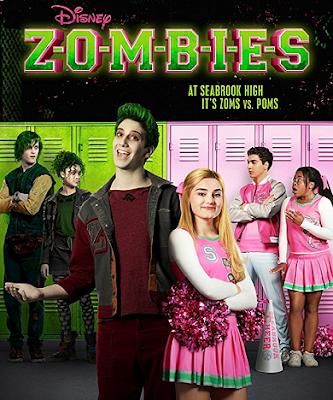 Zombies Z-O-M-B-I-E-S [2018] [DVD] [NTSC] [R1] [Latino]