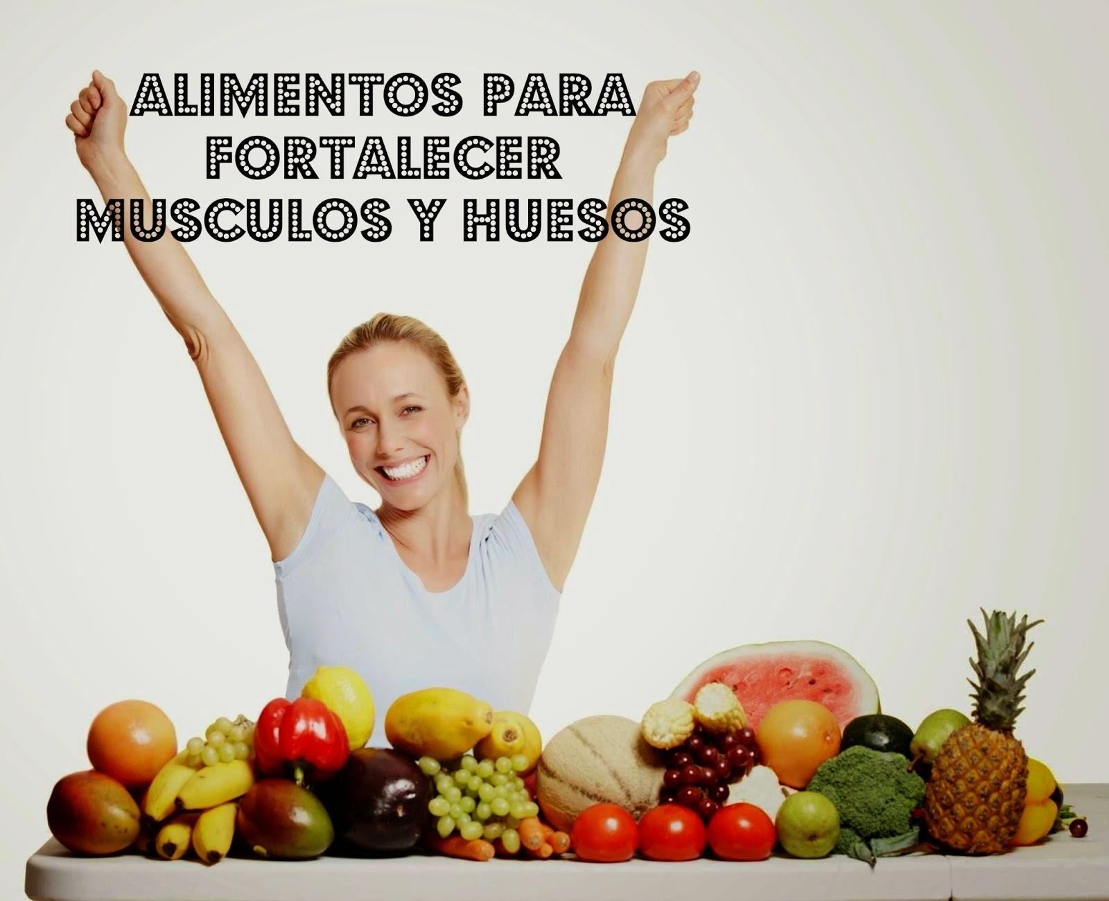 Para sanos alimentos musculos