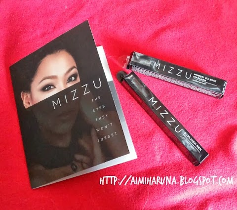 [REVIEW] MIZZU EYELINER & MASCARA