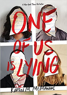 review of one of us is lying