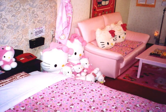 Bedroom design ideas for little girl
