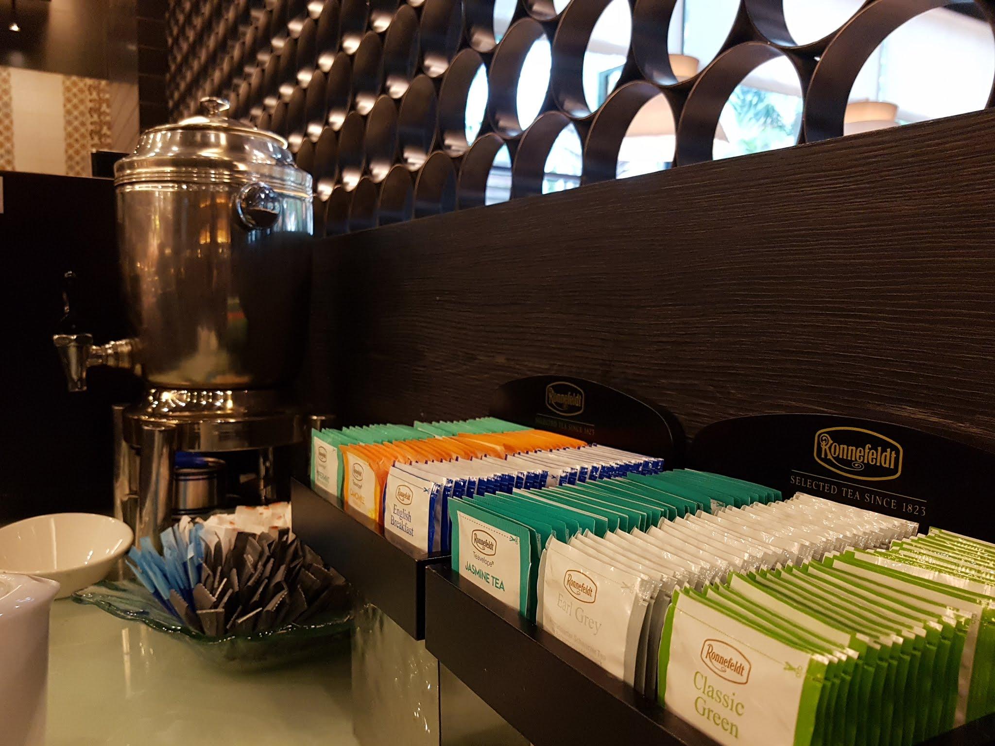 Buffet Ramadhan di Taste Cafe, G Hotel Gurney, Penang.