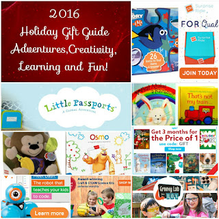 2016 Holiday Gift Guide for Children