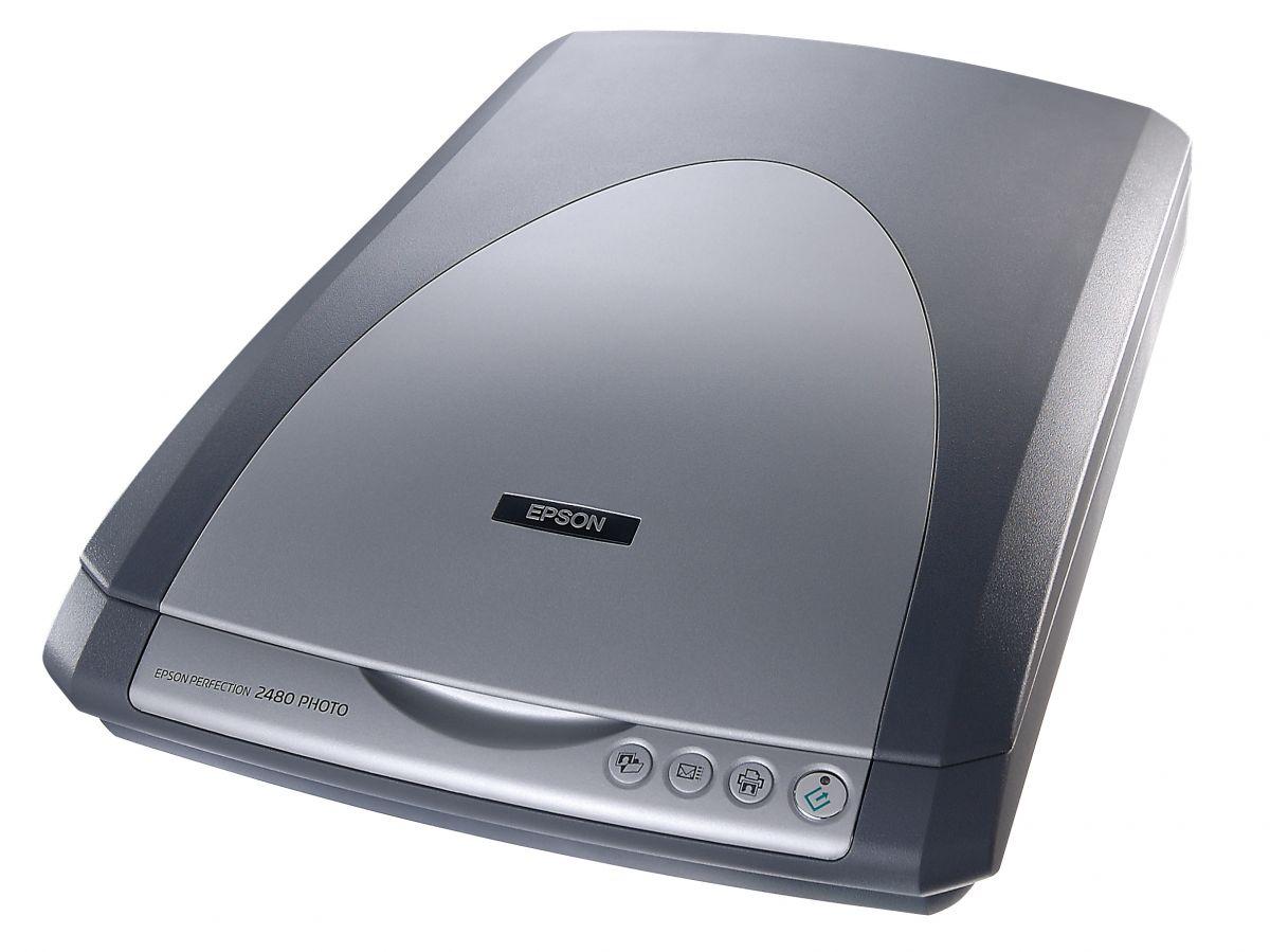 Скачать драйвера для epson scanner 2480