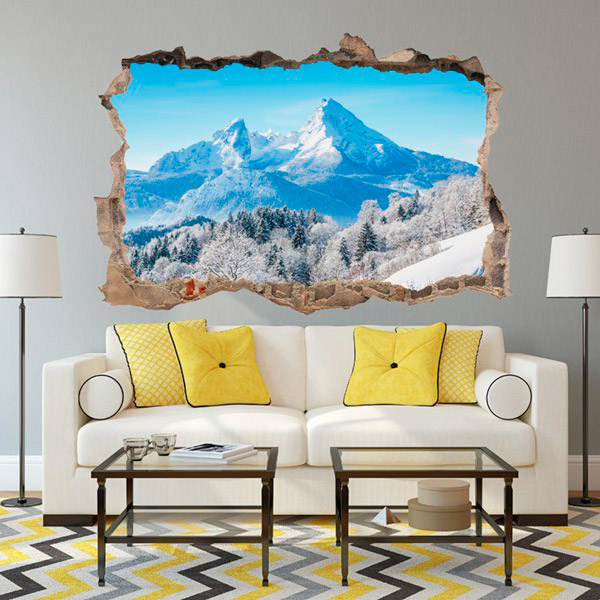 Papel pintado vinilos decorativos 3d - Papel pintado vinilo ...
