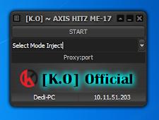 Inject [K.O] ~ AXIS HITZ ME-17