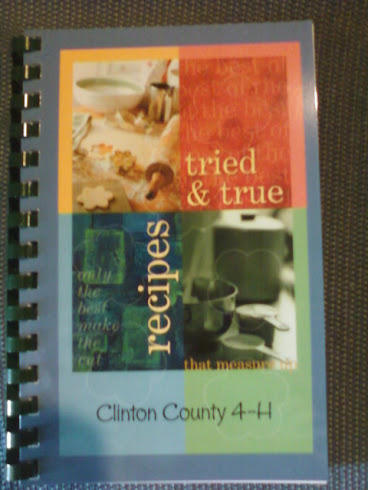 4H cookbooks for sale