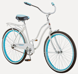 Schwinn Baywood Women's 16 Cruiser Bike, 16-Inch/Small, White, picture, image, review features and specifications