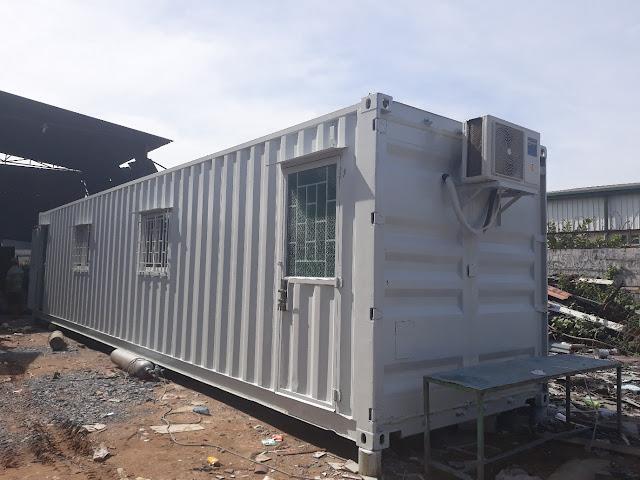 Container Văn Phòng Tại TP Hồ Chí Minh Giá Rẻ Nhất Quả Đất