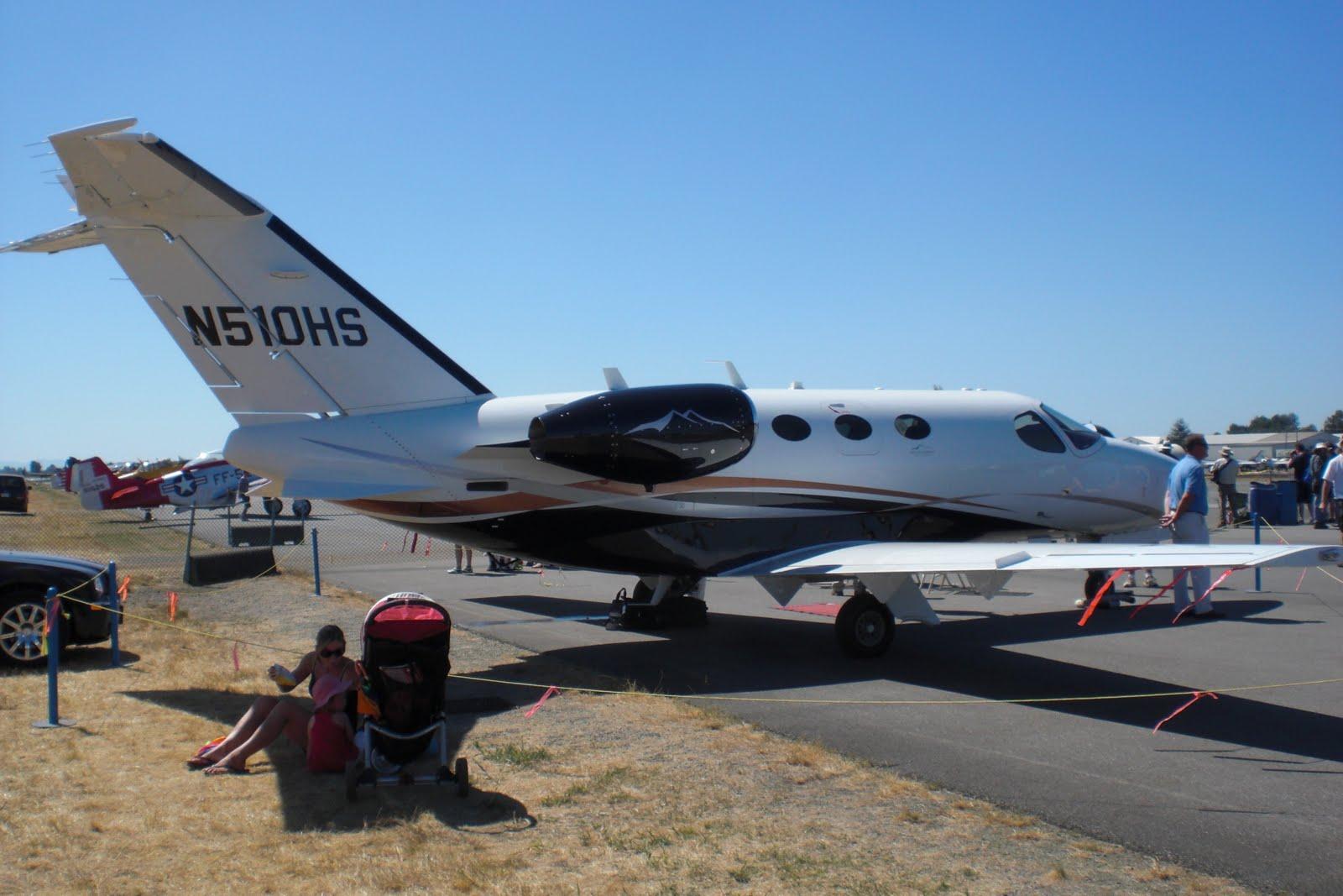 WORDS & WINGS: 2010 Cessna 510 Citation Mustang, c/n 510-0320