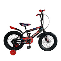 16 spydi 30 fatbike bmx sepeda anak