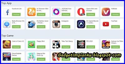 Situs Download Aplikasi Android