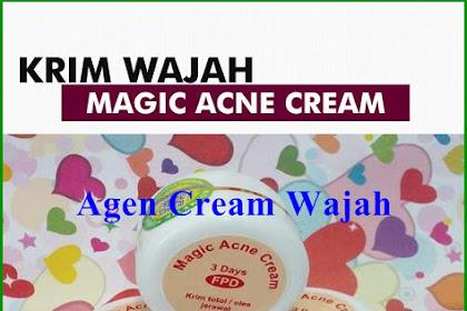 Obat Jerawat Ampuh Magic Acne Cream