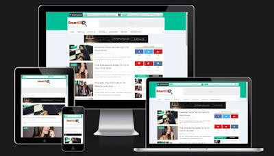 successbookz smartseo blogger template