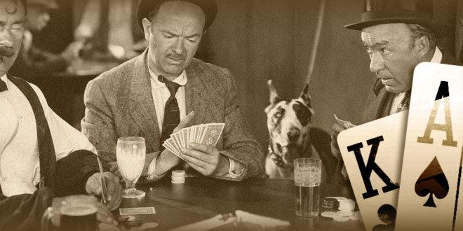 Sejarah Awal Permainan Poker Online