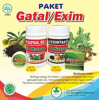 Solusi Jitu Pake Obat Eksim Original 100 Herbal Mengobati Eksim