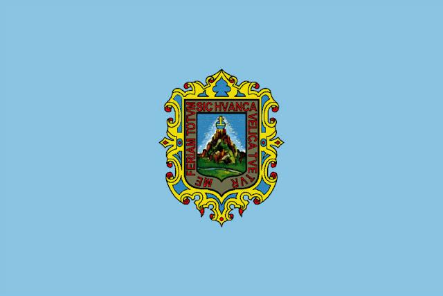 Bandera de Huancavelica